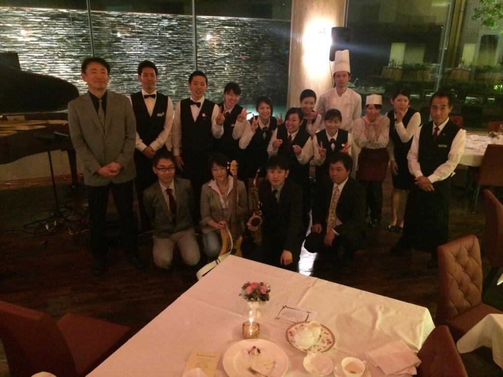 五井グランドホテル2015年