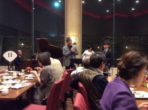 五井グランドホテル JAZZ Live